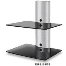 Двухслойный стеклянный настенный DVD-плеер