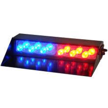 Luz de señal luz emergencia advertencia luz LED visera de seguridad