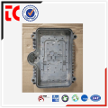 Natrual precision custom made aluminum electronic cover die casting