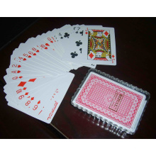 PVC Playing Card Plastic Cartoon Game Card Advertising Card
