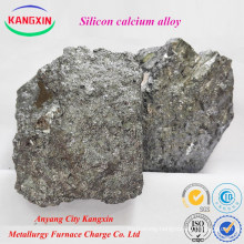 Anyang Manufacturer Ferro Calcium Silicon sica alloy for Steel Making