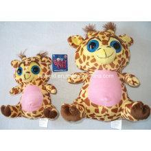 Spielzeug Cartoon Deer Baby gefüllte Plüschtier