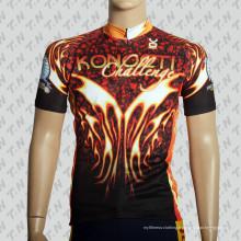 Vêtements de vélo à manches courtes Personnalisé Sporrtswear