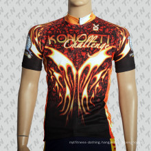 Personlized Sporrtswear Short Sleeve Bicycle Wear