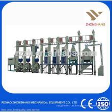 MKJ Series Auto Rice Mill Plant à vendre