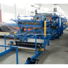 Color Stainless Steel EPS Sandwich Panel Line