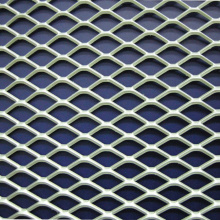 Utökad Metal Diamond Mesh