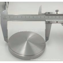 Objectif / disque en titane dentaire médical ASTM F136 Gr5 Ti6al4V