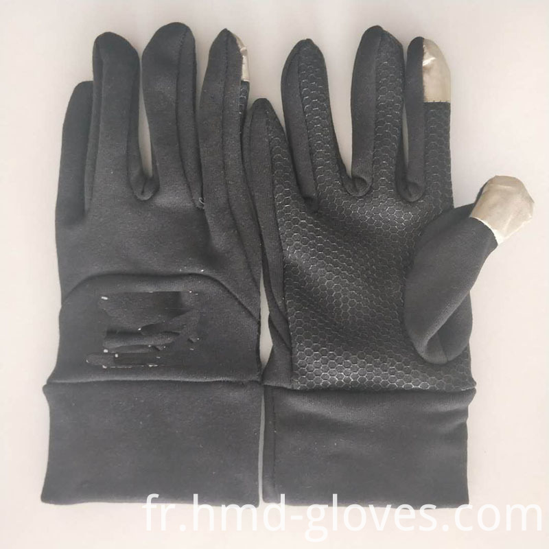 Touch Screen Fleece Winter Gloves (3)