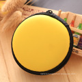 Storage Carrying Hard Bag Box Round Case for Earphone Headphone Earbuds memory Card
