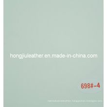 Pale Blue Synthetic Leather for Furniture