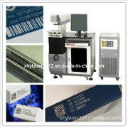 Date Code Marking Laser Machine for Metal and No-Metal Material