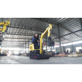 New product 2020 cheap price 1 ton mini crawler excavator for sale
