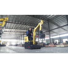 cheap price 1 ton mini crawler excavator