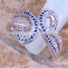 Anéis de diamantes jóias de preço turquia banhado a ouro jóias
