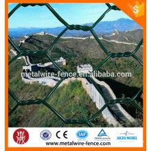 Galvanized or pvc coated chicken cage/chicken wire fencing/chicken coop