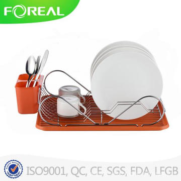 New Design Chromed Metal Wire Kitchen Rack