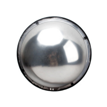 JESSUBOND Factory Supply 30cm 360 Degree Full Dome Mirror, Acrylic/PMMA Indoor Safety Full Dome Convex Mirror