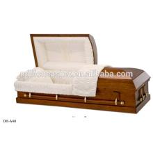 caixões para os mortos