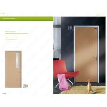 Portas da segurança interior, porta do bordo, MDF China Wholesale