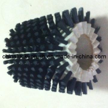 Nylon Matériau Nettoyant en verre Mini brosse à rouleaux (YY-004)