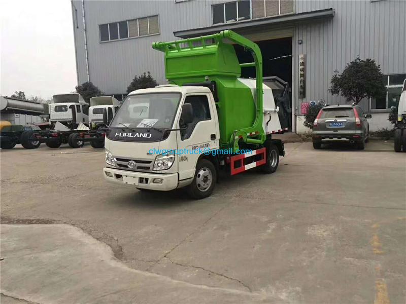 Front Loader Truck 1