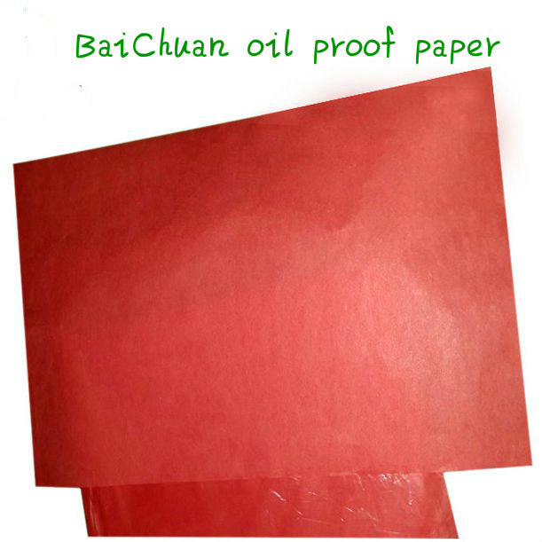 oil proof paper