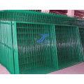 Alta qualidade hétero instalar moldura soldada painel da cerca (fábrica)