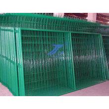 La alta calidad Teasy instala el marco El panel soldado de la cerca (fábrica)