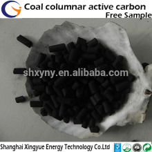 8 * 30 mesh 20 * 40mesh Kohle-basierte Granulat Aktivkohle