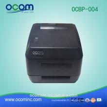 OCBP-004--2016 nouvelle imprimante thermique de ruban de haute qualité de conception, impression d'autocollant, impression d'étiquette