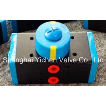 Atuadores pneumáticos de ação dupla de tamanho pequeno (YCSAT)