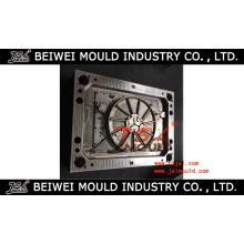 Marco de ventilador de automóvil molde de plástico