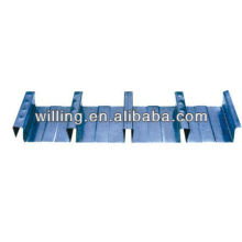 High strength galvanized steel floor decking sheet