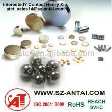 runder Magnet / Magnet Kugel / Neodym-Permanentmagnet