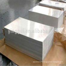 A5082 A5083 A5086 aluminium alloy thick plain diamond sheet / plate