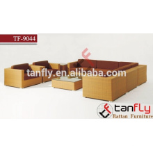 classic contemporary furniture modern wicker sofa