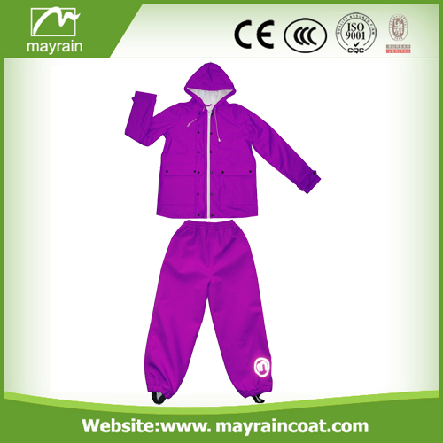 Colorful Kids Rainsuit
