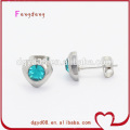 fashionable design stainless steel earing studs