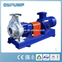 horizontal chemical industrial pump/single stage pump/single sucked pump