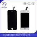 LCD das peças de reparo para o conjunto do digitador do toque do painel LCD de iPhone5C
