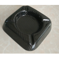 Carbon fiber ashtray for smoking