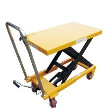 Chariot élévateur à ciseaux hydraulique 150 kg