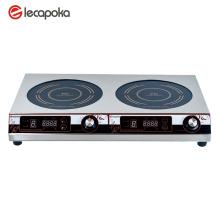 cooktop elétrico 2 queimadores