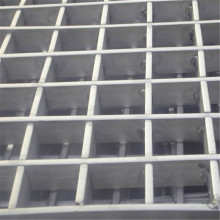 Tekan Terkunci Galvanized Steel Bar Grating