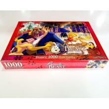 1000 piece customize paper jigsaw puzzle