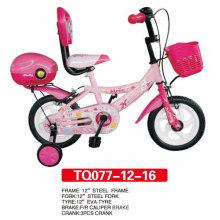 Стиль принцесса дети велосипед 12 дюймов