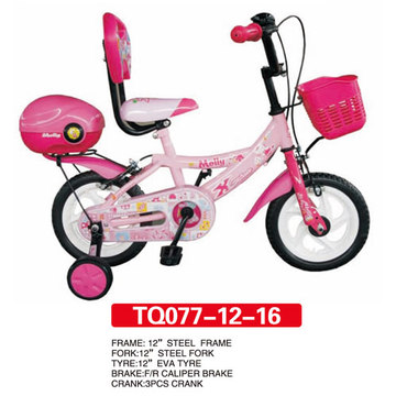 """Lovely Design of Children Bicycle 12"""""""