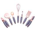 stainless steel kitchen gadget set