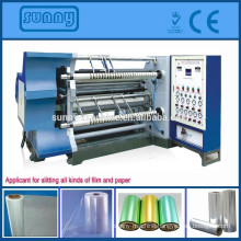 GFTW-1200C slitter rewinder machine slitting machine for all kinds of plastic roll material